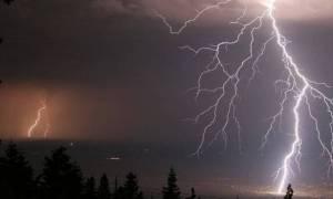 ΕΚΤΑΚΤΟ δελτίο επιδείνωσης καιρού: Ισχυρές καταιγίδες και χαλάζι θα σαρώσουν τη χώρα - Πού και πότε