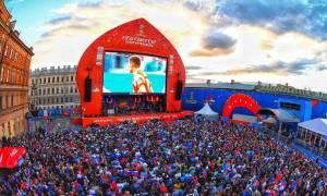 Παγκόσμιο Κύπελλο Ποδοσφαίρου 2018: Το τηλεοπτικό πρόγραμμα της ημέρας (22/06)