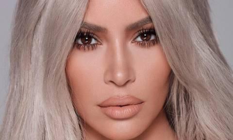 Η Kim Kardashian έκανε μία από τις πιο εκκεντρικές της εμφανίσεις