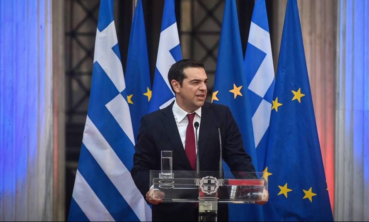 Τσίπρας: Η Ελλάδα επιστρέφει αποκλειστικά στους Έλληνες (pics&vid)