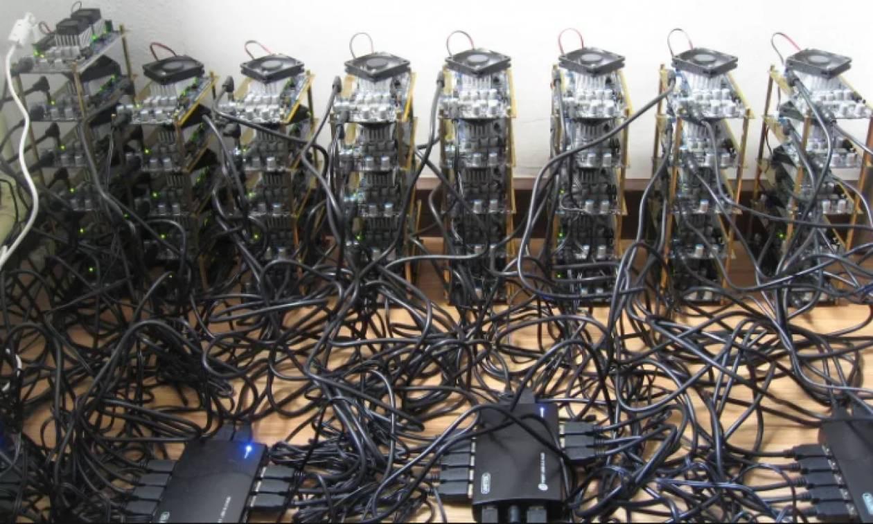 Παραλίγο να γκρεμίσει το  δίκτυο ηλεκτρικής ενέργειας προσπαθώντας να «εξορύξει» κρυπτονομίσματα