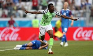 Παγκόσμιο Κύπελλο Ποδοσφαίρου 2018: Ο Μούσα κράτησε στο κόλπο την Αργεντινή