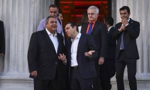 Καμμένος: Ιστορική ημέρα για το έθνος - Καλύτερος πρωθυπουργός της Μεταπολίτευσης ο Τσίπρας