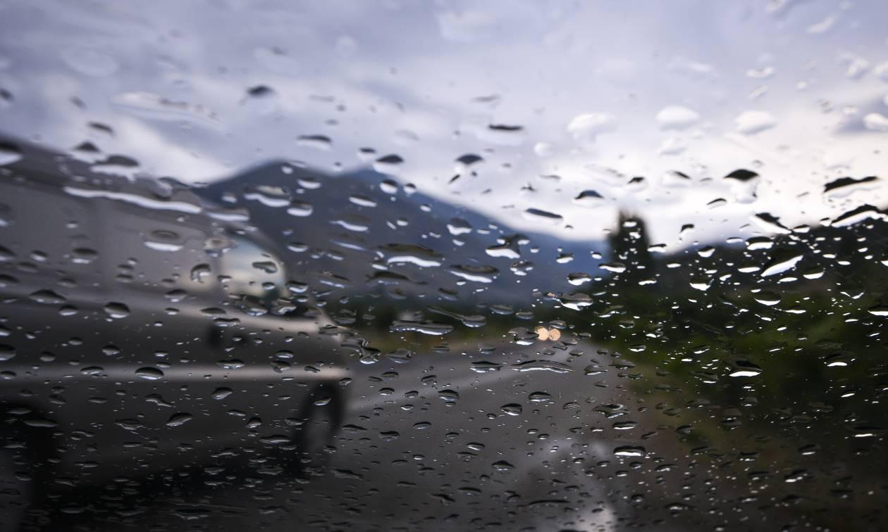 Έκτακτο δελτίο ΕΜΥ: Νέο κύμα κακοκαιρίας με ισχυρές καταιγίδες και χαλάζι θα σαρώσει τη χώρα