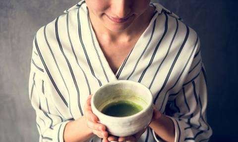 Πράσινο τσάι: 11 ιδιότητες που έχει και που δεν γνωρίζετε