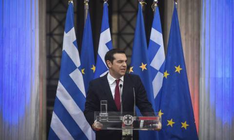 PM Tsipras: Greece takes back sovereignty after debt deal