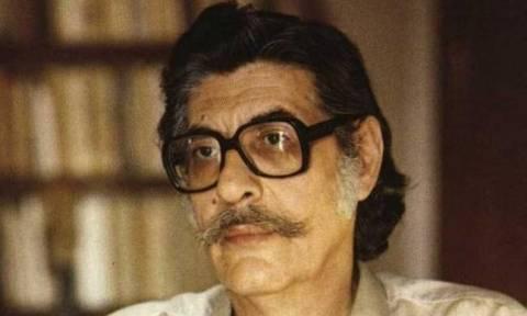 Σαν σήμερα το 2005 πεθαίνει ο ποιητής Μανόλης Αναγνωστάκης