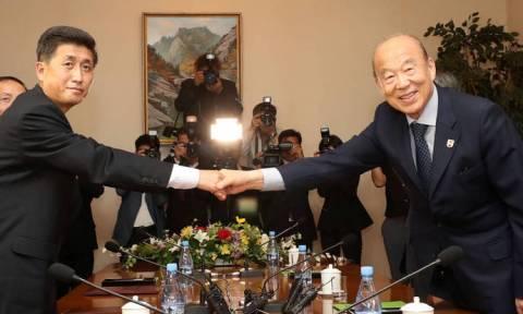 Ξαναρχίζουν οι επανενώσεις οικογενειών που είχαν χωριστεί με τον Πόλεμο της Κορέας