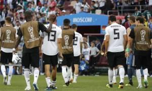 Μουντιάλ 2018: Με την πλάτη στον τοίχο οι Γερμανοί
