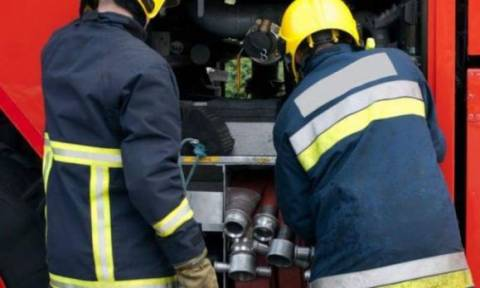 Firefighters called to two fires in Thessaloniki