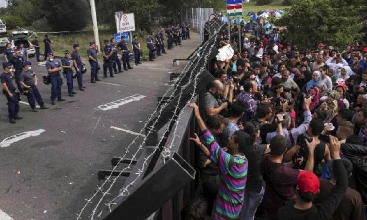 Ταγιάνι: Το μεταναστευτικό θα διαλύσει την Ευρωπαϊκή Ένωση
