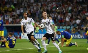Μουντιάλ 2018: Θρίλερ, αλλά στο τέλος κερδίζουν πάντα οι... Γερμανοί! Και με γκολάρα! (vids)