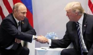 «Πολύ σύντομα» η συνάντηση Τραμπ - Πούτιν