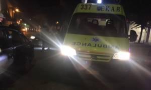 Ρέθυμνο: Τροχαίο με δίκυκλο στην παραλιακή - Στο νοσοκομείο ένας 19χρονος