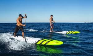 Ηράκλειο: Κολυμβητές γλίτωσαν από βέβαιο θάνατο