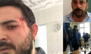 Βουλευτής του Ερντογάν ξυλοκοπεί παρατηρητές του φιλοκουρδικού κόμματος σε εκλογικά τμήματα (video)