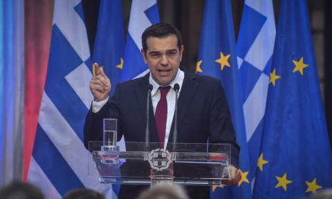 PM Tsipras due in Brussels for meeting on asylum and migration