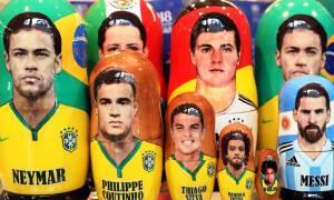 Μουντιάλ 2018: Αυτά είναι τα παρατσούκλια των 32 ομάδων