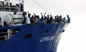«Οργή» κατά Σαλβίνι για τους μετανάστες: Δεν μεταφέρουμε κρέας, αλλά ανθρώπους