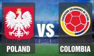 Παγκόσμιο Κύπελλο Ποδοσφαίρου 2018: LIVE CHAT Πολωνία-Κολομβία