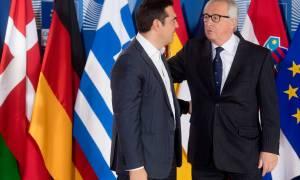 Τσίπρας από Βρυξέλλες: Η Ευρώπη να διαμοιράσει τις ευθύνες για το μεταναστευτικό