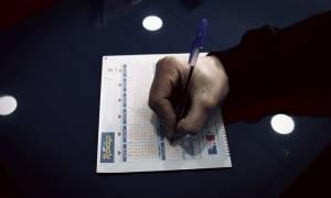 Τζόκερ: Ένας ο υπερτυχερός της κλήρωσης - Με μόλις 1,5 ευρώ κέρδισε περισσότερα από 2,5 εκατομμύρια!