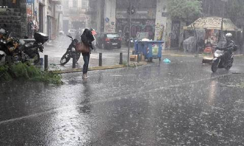 Showers and storms forecast on Monday (25/06/2018)