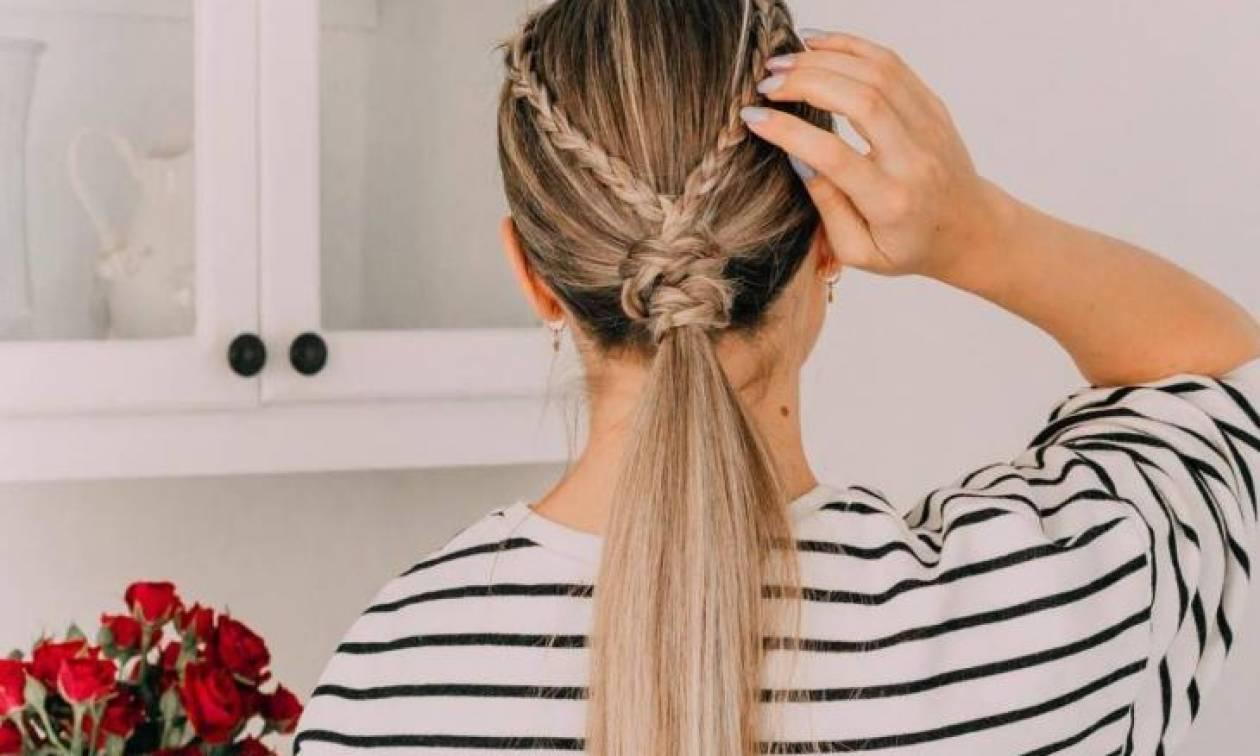 Τα 7 διαφορετικά ponytails για να έχεις τέλειο hairstyle όλη την εβδομάδα