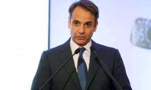 Μητσοτάκης: Δεν θα κυρώσουμε τη συμφωνία με τα Σκόπια ούτε όταν θα γίνουμε κυβέρνηση