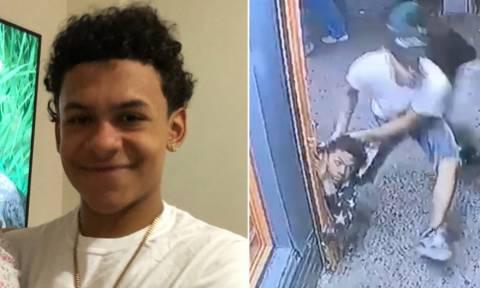 Βίντεο ΣΟΚ: Μέλη συμμορίας τραβούν έξω από μαγαζί 15χρονο και τον μαχαιρώνουν μέχρι θανάτου