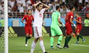 Παγκόσμιο Κύπελλο Ποδοσφαίρου 2018: Με θρίλερ πάνω στην Ουρουγουάη οι Πορτογάλοι