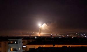Συρία: Οι πύραυλοι από το Ισραήλ έπληξαν τις αποθήκες όπλων της Χεζμπολάχ στη Δαμασκό