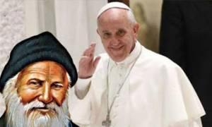 Άγιος Πορφύριος: Η άγνωστη προφητεία για τον Πάπα και τους Αρχιεπίσκοπους