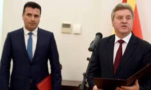 Σκόπια: Οι επόμενες κινήσεις μετά το «μπλόκο» Ιβανόφ στη συμφωνία