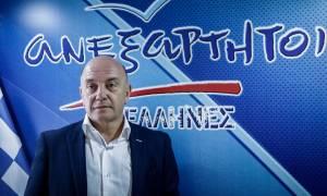 ΑΝ.ΕΛ. σε Λαζαρίδη: Να παραδώσεις την έδρα, αλλιώς είσαι αποστάτης