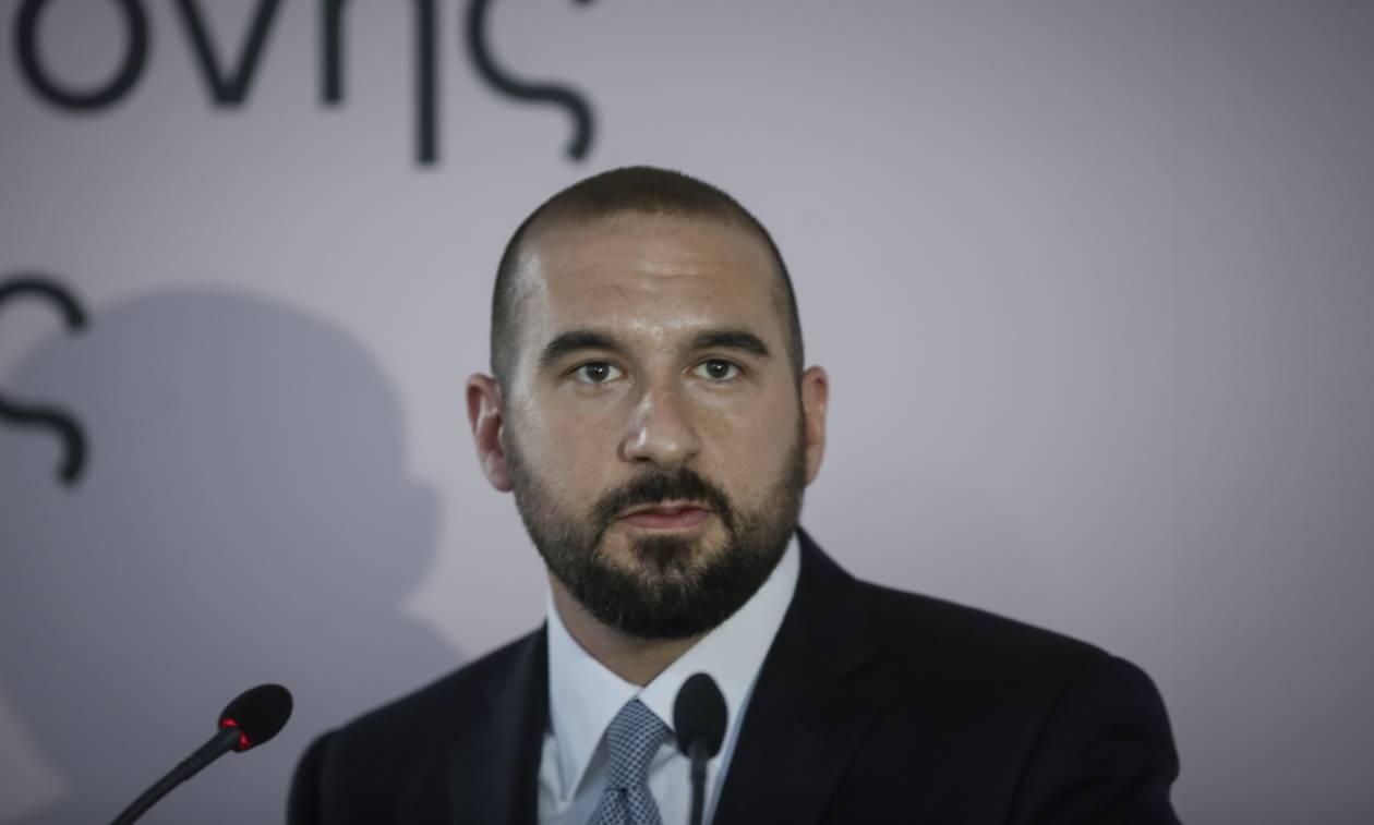 Τζανακόπουλος για Λαζαρίδη: Απολύτως σταθερή η κυβερνητική πλειοψηφία