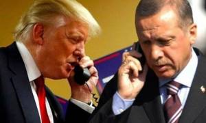 O Τραμπ τηλεφώνησε στον Ερντογάν!