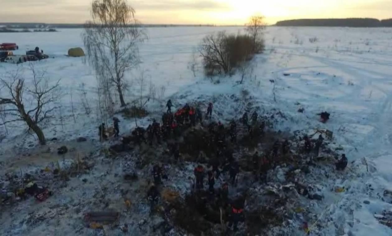 Ρωσία: Αυτή είναι η αιτία της συντριβής του μοιραίου Antonov