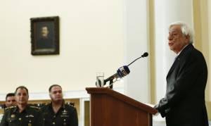 Παυλόπουλος: Η Ελλάδα είναι προκεχωρημένο φυλάκιο της Δύσης και της ΕΕ στην Ανατολή