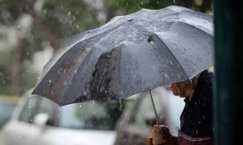 Καιρός - Έκτακτο δελτίο ΕΜΥ: Ισχυρές βροχές και καταιγίδες την Τετάρτη (27/06)