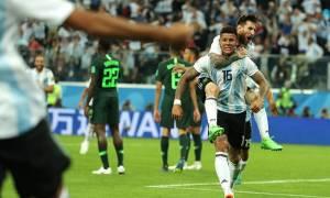Μουντιάλ 2018: Μεσσίας… Ρόχο! Ακόμα και ο Θεός ήθελε την Αργεντινή στους «16»!