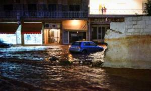 Δήμαρχος Μάνδρας στο CNN Greece: «Είμαστε στο έλεος της φύσης»