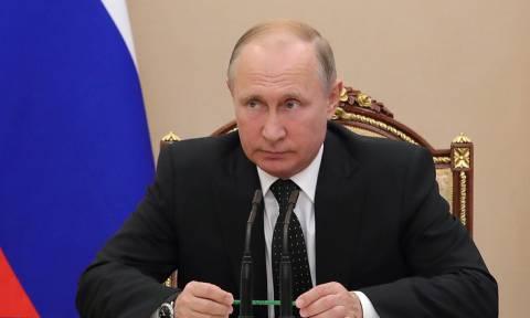 Путин обновил состав полпредов в федеральных округах