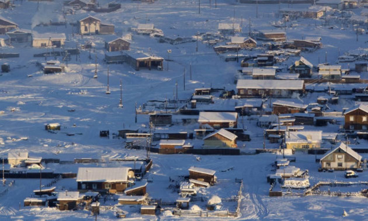 Δείτε το πιο κρύο μέρος του κόσμου - Η θερμοκρασία αγγίζει τους -98 βαθμούς Κελσίου!