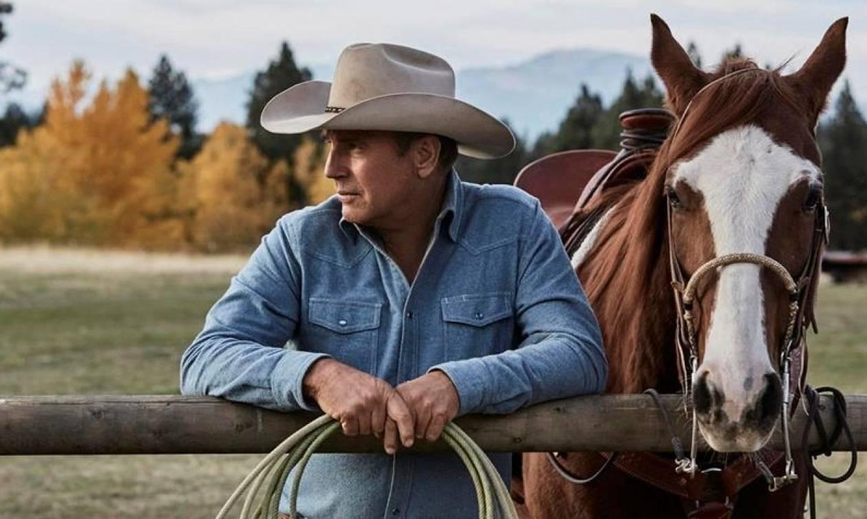 Ξεσπά ο Κέβιν Κόστνερ: «Οι ρόλοι μου δεν είναι μόνο καβάλα σε άλογο!»