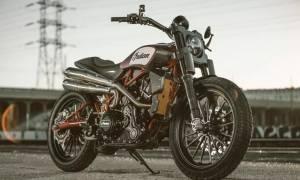 Γιατί προκαλεί ανατριχίλα αυτή η μοτοσικλέτα; (pics)