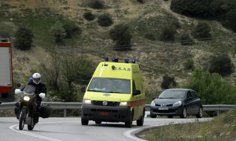 Migrants killed in car accident on Egnatia Odos