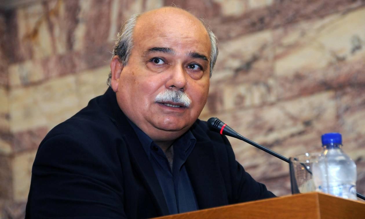 Βούτσης: Να παραιτηθεί άμεσα ο Δ. Καμμένος από αντιπρόεδρος της Βουλής