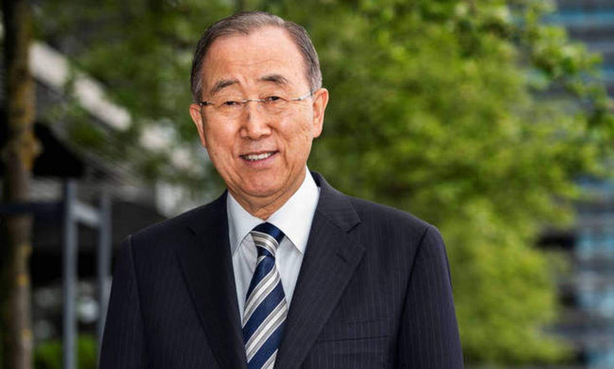 Former UN leader Ban Ki-moon comments on Greece-Skopje agreement