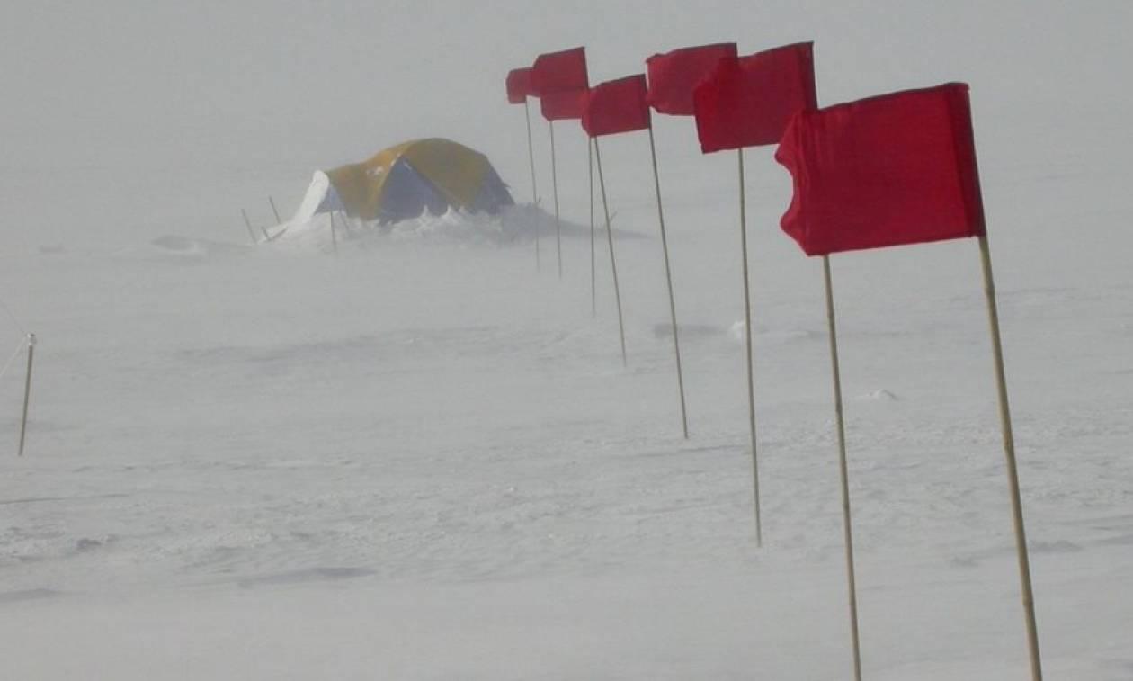 Αυτό που ανακάλυψαν για το πιο κρύο μέρος στη Γη... παγώνει το αίμα!